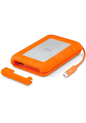 LaCie LaCie Rugged Thunderbolt 2TB External Hard Drive
