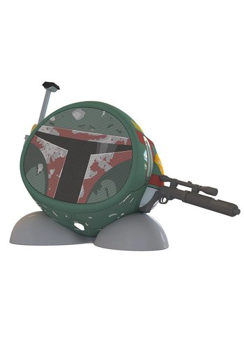 KIDdesigns KIDdesigns Boba Fett Bluetooth Speaker