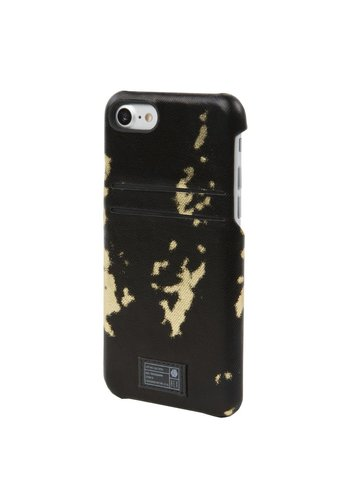 HEX iPhone 7/8 Solo Wallet (Black/Gold)