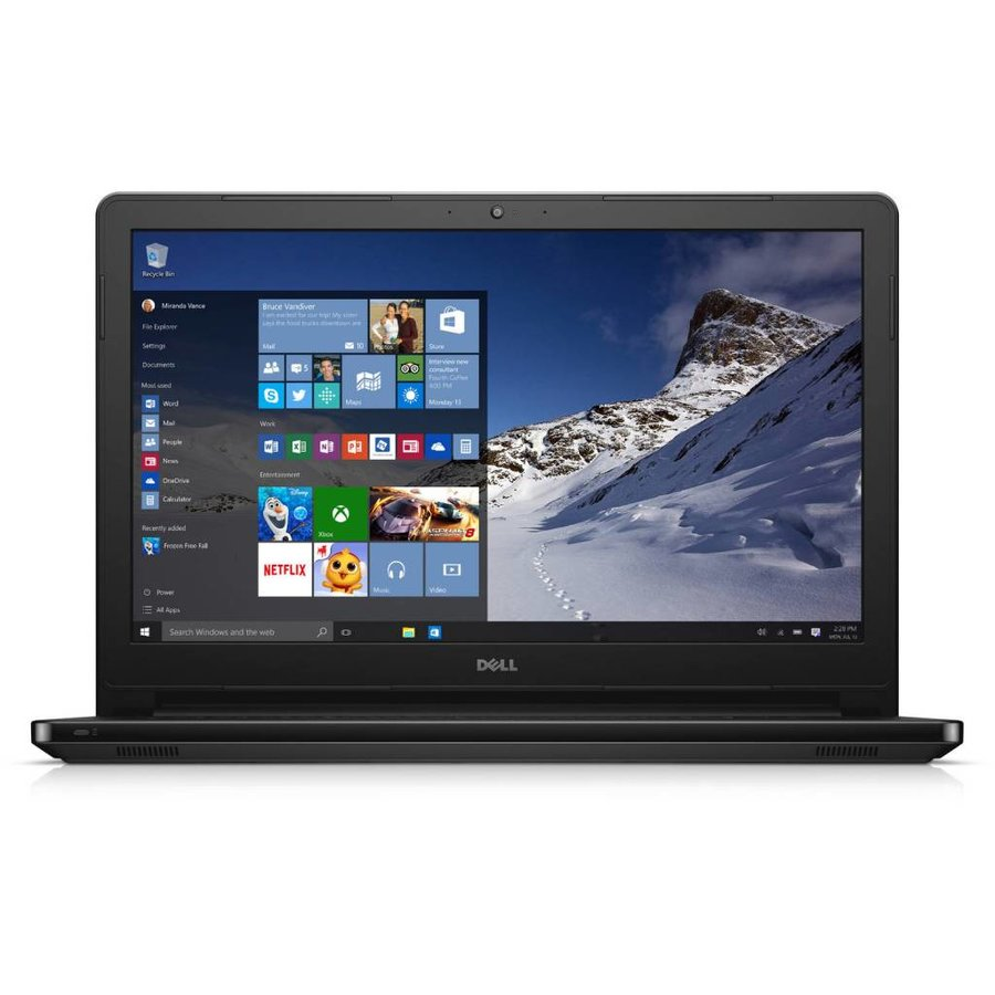 Dell Inspiron 15 3000 A9/8GB/1TB Touch