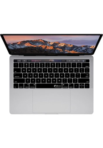 "KB Covers Keyboard Cover Clear for MacBook Pro 13"" and 15"" w/ Touch Bar"