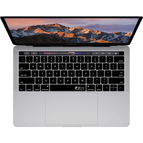 """KB Covers Keyboard Cover Clear for MacBook Pro 13"""" and 15"""" w/ Touch Bar"""
