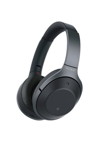 Sony 1000XM2 Wireless Noise-Canceling Headphones (Black)