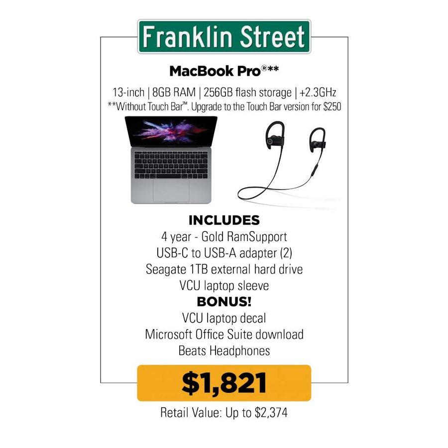 Franklin Street Bundle-Apple