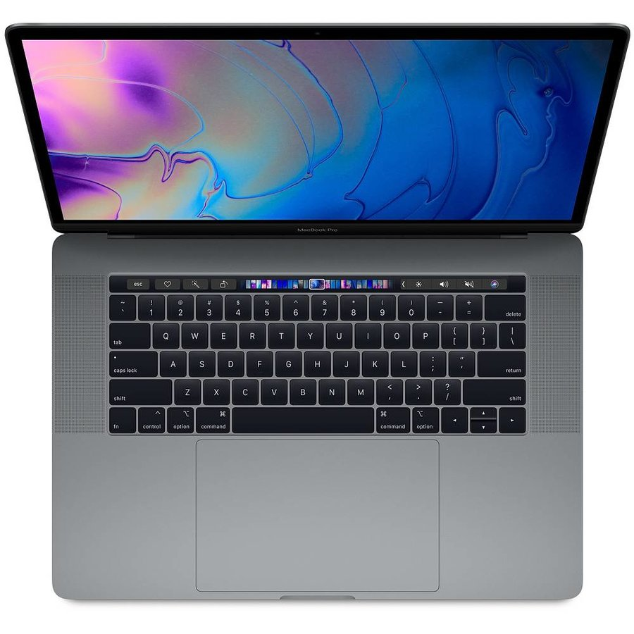 Apple MacBook Pro 15-inch with Touch Bar: 2.6GHz 6-core Intel Core i7/16GB