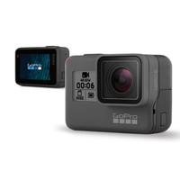 "GoPro HERO6 Digital Camcorder - 2"" - Touchscreen LCD - CMOS - 4K - Black"