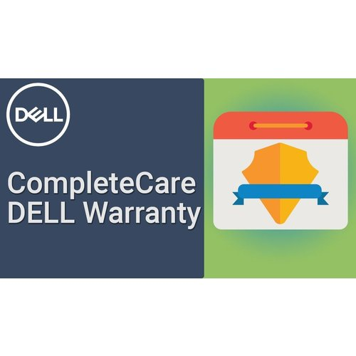 Dell CompleteCare 3-year warranty for XPS 15