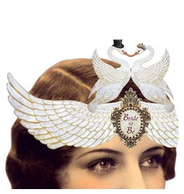 Heart the Moment Bride to Be/Swans Tiara