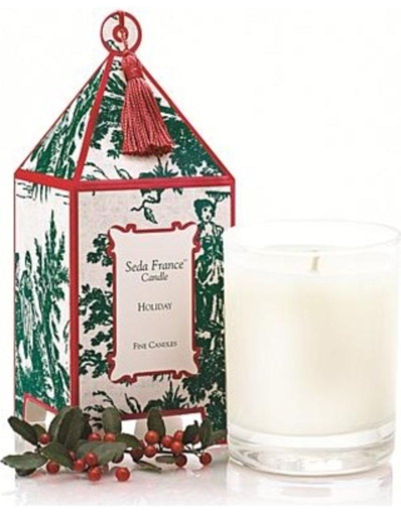 Seda France Mini Cedar and Grapefruit Candle