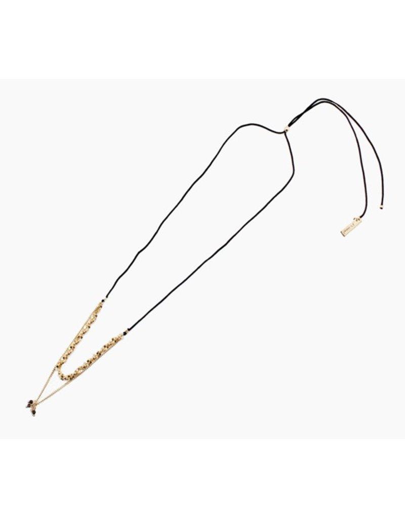 Beq Pettina Isabella Adjustable Necklace