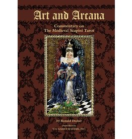U.S. Game Systems, Inc. Art and Arcana Book