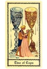 Medieval Scapini Tarot Deck
