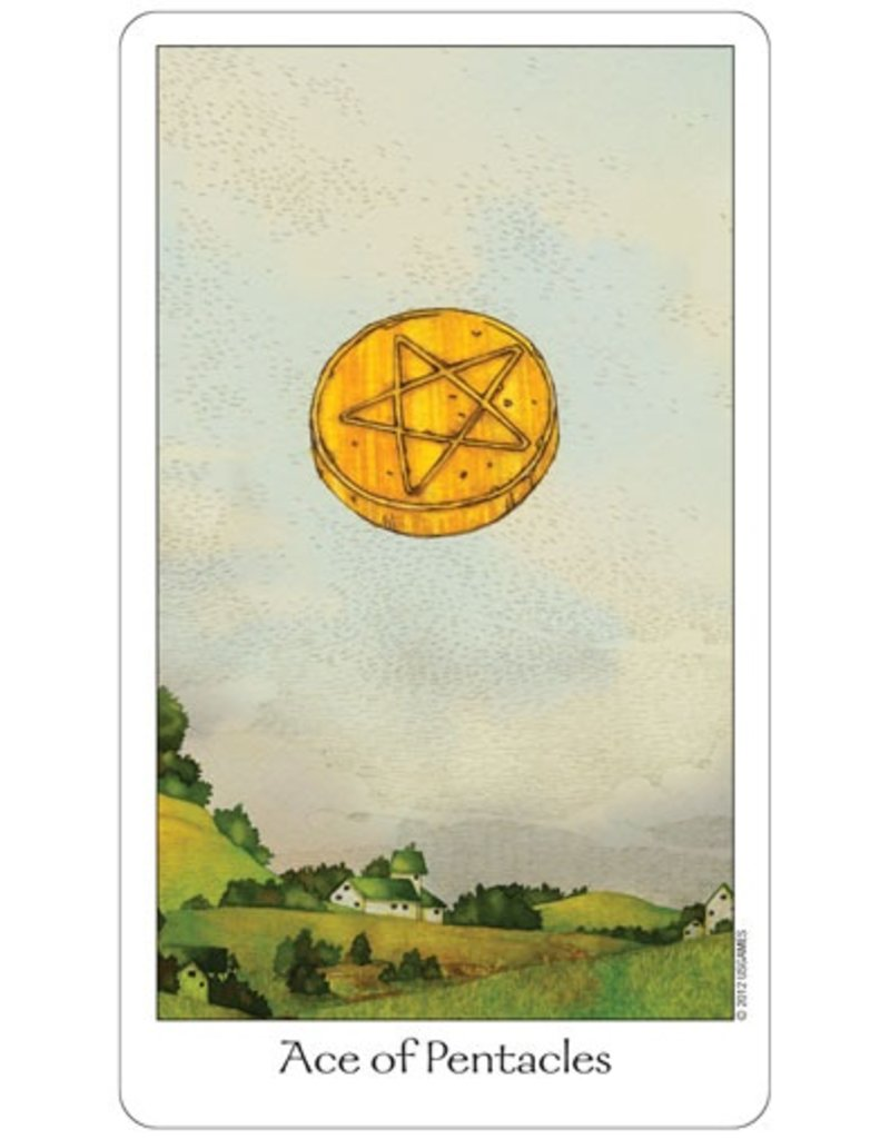 U.S. Game Systems, Inc. Dreaming Way Tarot Deck