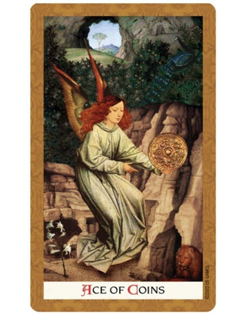 U.S. Game Systems, Inc. Golden Tarot