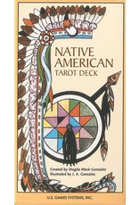 U.S. Game Systems, Inc. Native American Tarot Deck