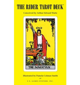 U.S. Game Systems, Inc. Rider Waite Tarot Deck Premier Edition
