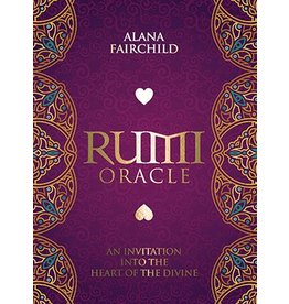 U.S. Game Systems, Inc. Rumi Oracle Cards and Guidebook Set
