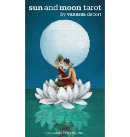 U.S. Game Systems, Inc. Sun and Moon Tarot Deck