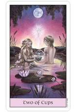 U.S. Game Systems, Inc. Crystal Visions Tarot Deck