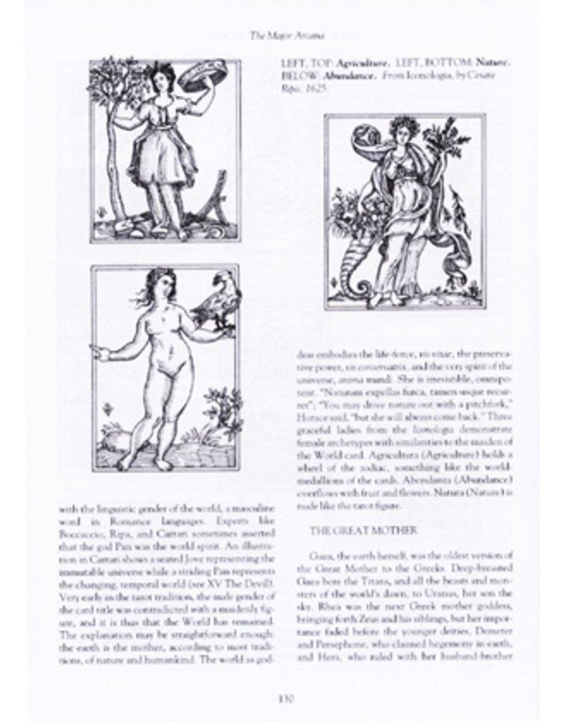 U.S. Game Systems, Inc. Renaissance Tarot Book