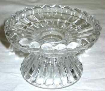 Universal Fluted Class Candle Holder
