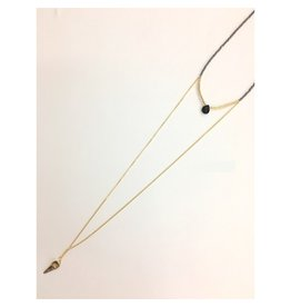 Beq Pettina Emma Long Necklace