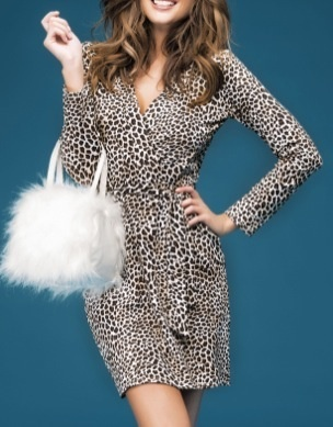 Lise Charmel Panthere Des Neiges Robe