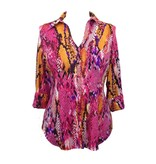 Lee Lee's Valise Beverly Button Down Blouse