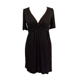 Lee Lee's Valise Melissa Dress in Black