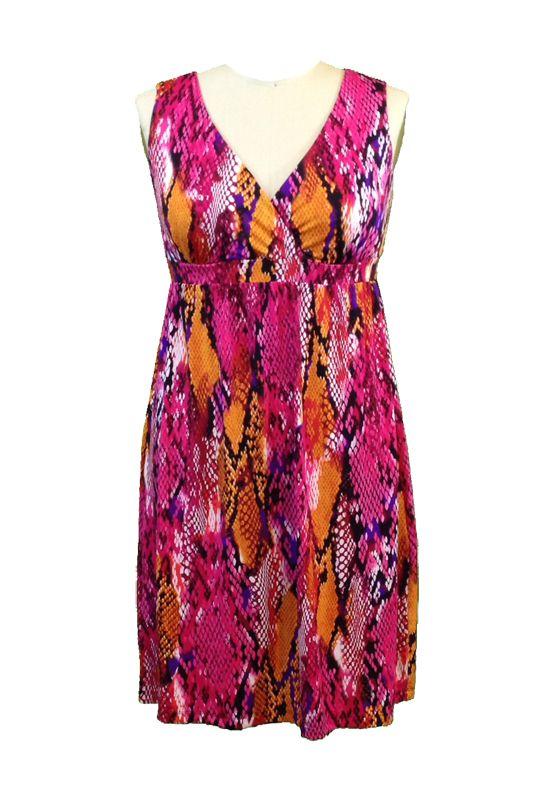 Lee Lee's Valise Lulu Dress