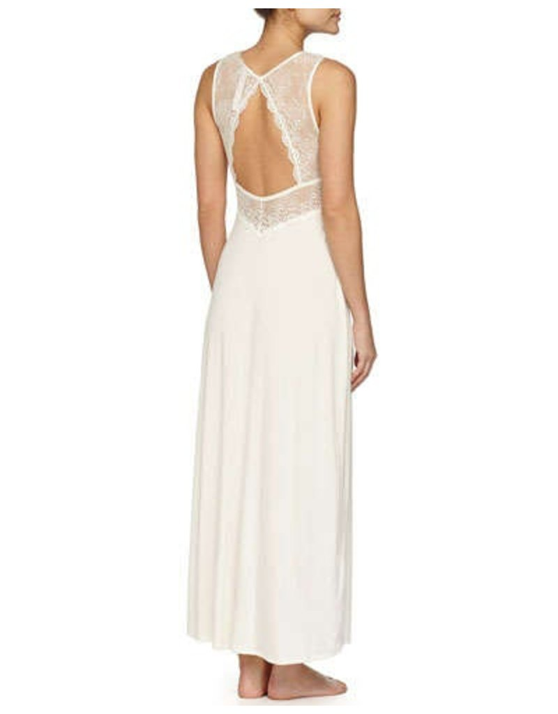 Fleur't Ever After Open Back Gown