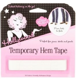 Hollywood Fashion Tape Temporary Hem Tape