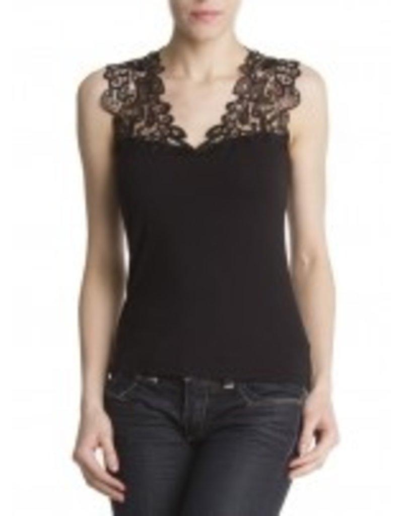 Arianne Lingerie Teri Cami Front & Back Applique