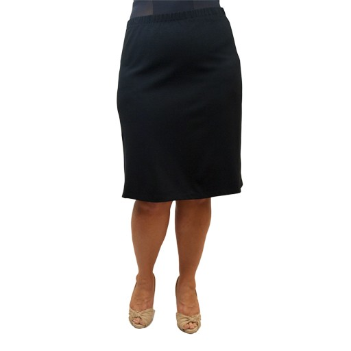Lee Lee's Valise Ponte Paula Pencil Skirt