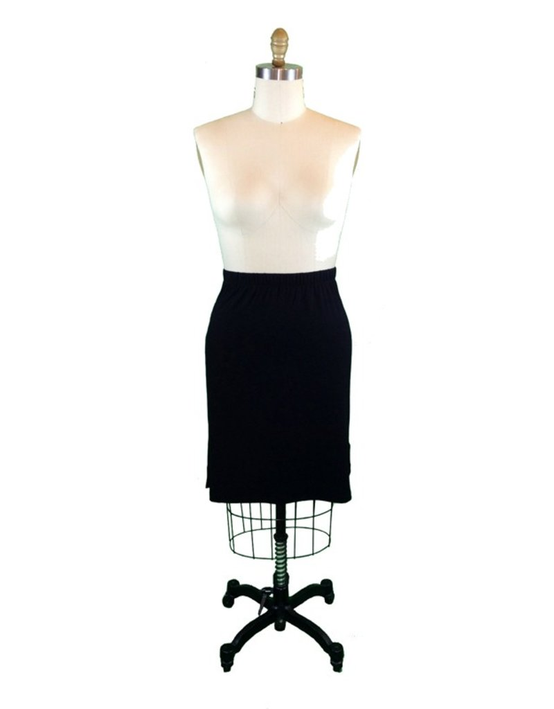 Lee Lee's Valise Ponte Paula Pencil Skirt
