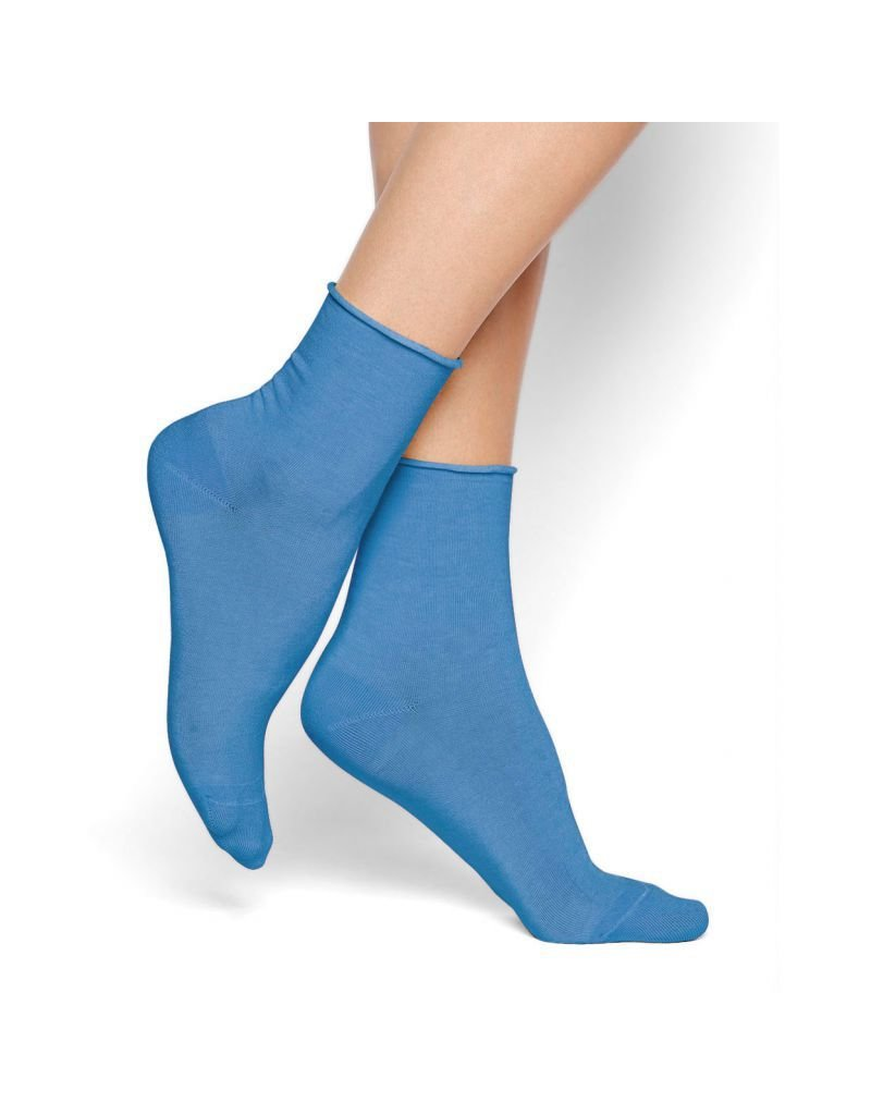 Bleuforet Velvet Cotton Ankle Socks