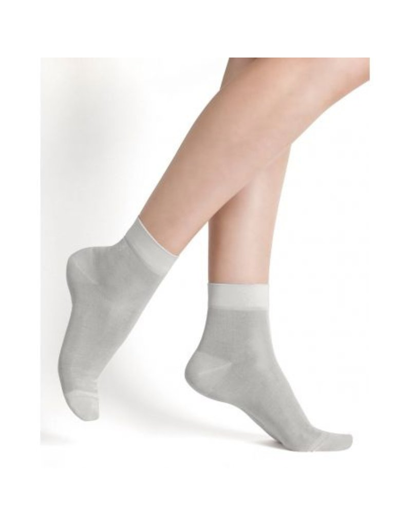 Bleuforet Silk Ankle Socks