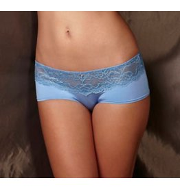 Montelle Intimates Boyleg, Cashmere Blue, Small