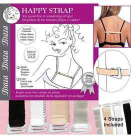Braza HAPPY STRAP® ADJUSTABLE BRA CONVERTER