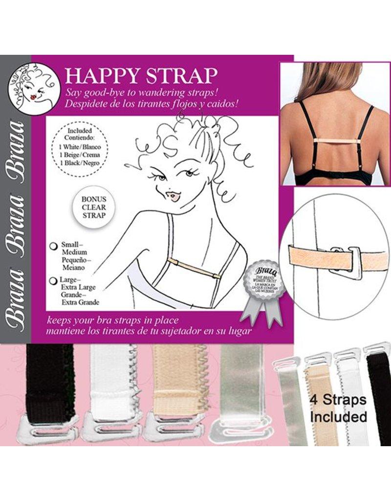 Braza HAPPY STRAP® ADJUSTABLE BRA CONVERTER