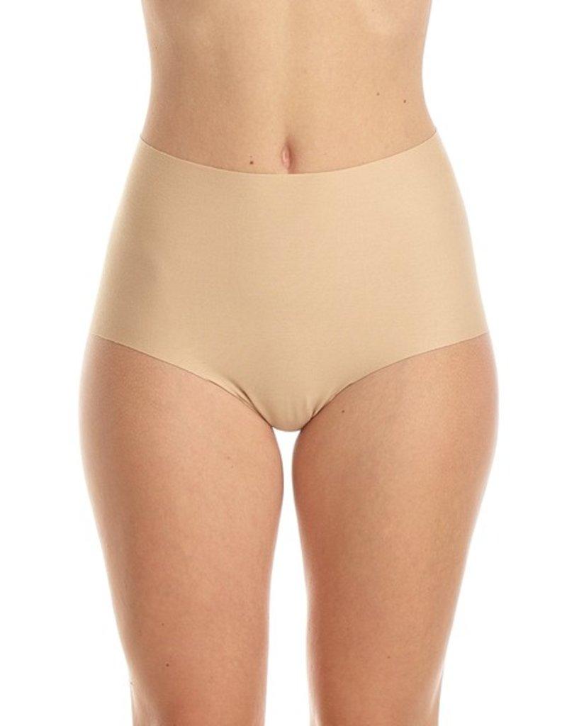 Commando Cotton Granny Panty, Nude, S/M