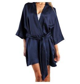 Rusalka Silk Kimono Robe