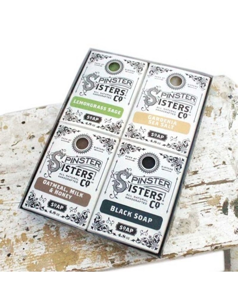 Spinster Sisters Boxed Bar Soap