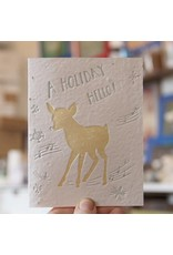"Lovewild Design ""Holiday Hello"" Plantable Card"