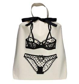 Bag-All Lingerie Polkadot Organizing Bag