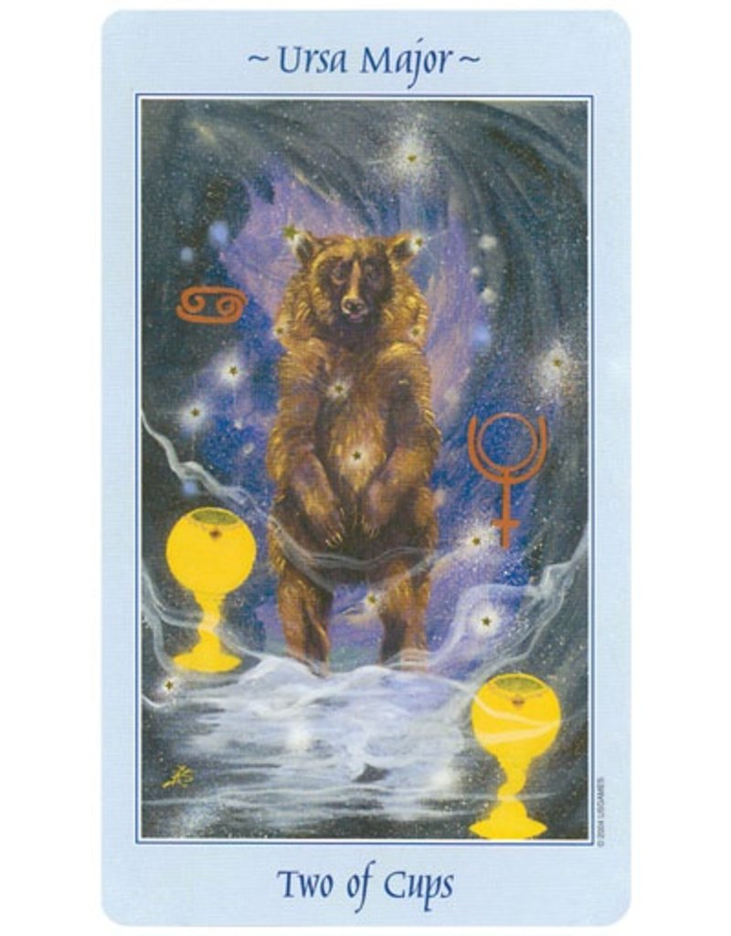 U.S. Game Systems, Inc. Celestial Tarot Deck