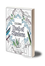Witchcrafty Publishing Coloring Book of Shadows