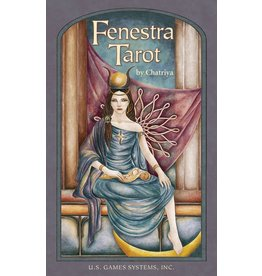 U.S. Game Systems, Inc. Fenestra Tarot Premier Edition Deck