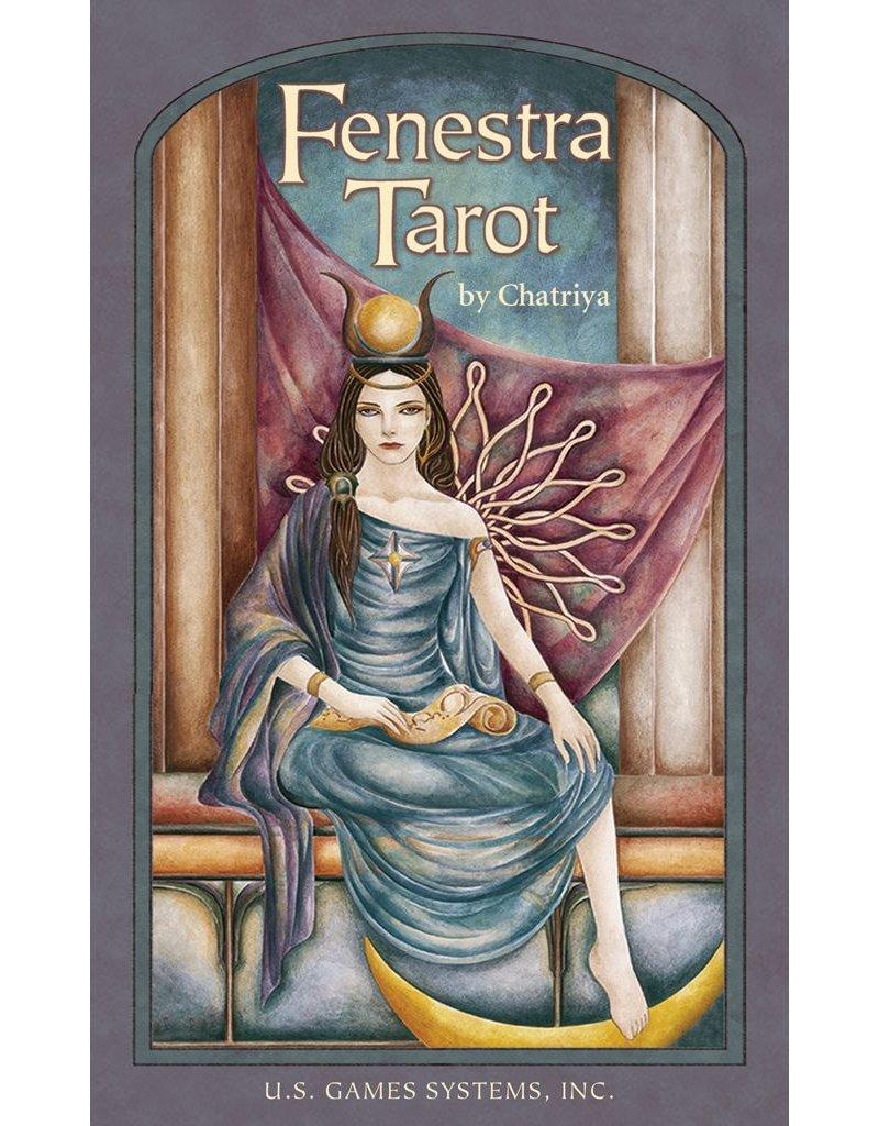 U.S. Game Systems, Inc. Fenestra Tarot Premier Edition Deck