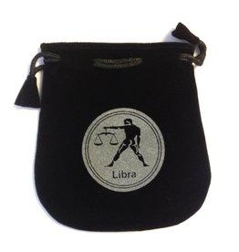N. Imports Lirbra Sign Velvet Bag